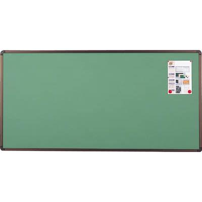 TRUSCO ブロンズ掲示板 900X1200 グリーン(1枚) YBE34SGM 2845661