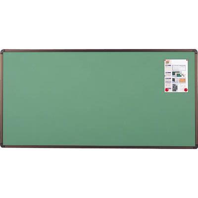 TRUSCO ブロンズ掲示板 900X1800 グリーン(1枚) YBE36SGM 2845679