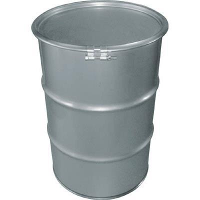 JFE ステンレスドラム缶オープン缶(1本) KD050B 2919117