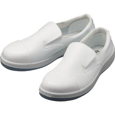 ミドリ安全 トウガード付 先芯入りクリーン静電靴 25.5CM(1足) SCR1200FCAP25.5 4059492