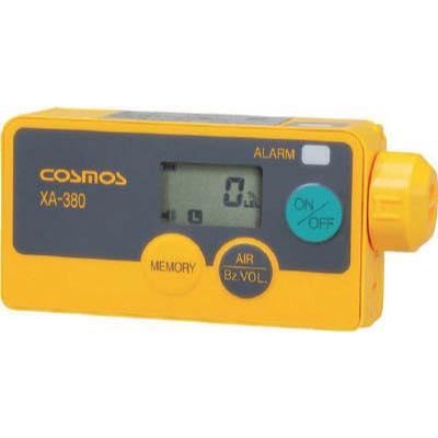 新コスモス ポケット型可燃性型ガス検知器 XA380CH4 7901402