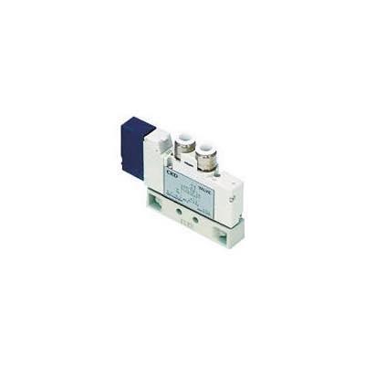 CKD パイロット式5ポート弁 4GA・4GBシリーズ 4GA410C123 3325725
