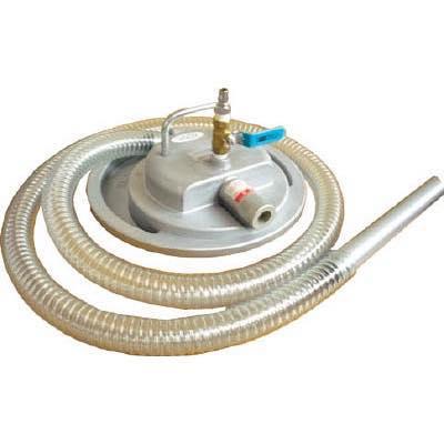 アクアシステム エア式掃除機 乾湿両用クリーナー(オープンペール缶用) APPQO550S 7760396