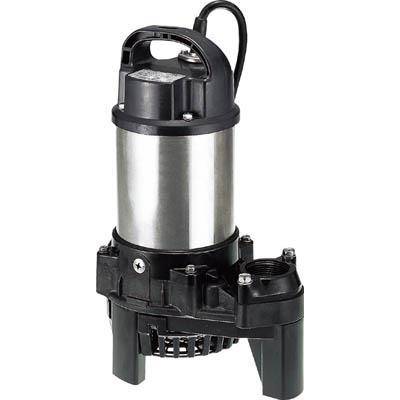 ツルミ 樹脂製汚水用水中ポンプ (三相200V) 60HZ(1台) 40PSF2.25 2232375