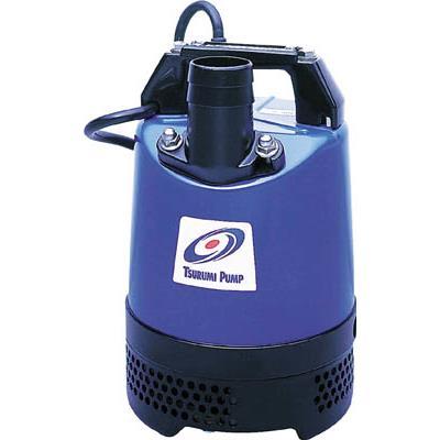ツルミ 一般工事排水用水中ハイスピンポンプ 50HZ(1台) LB250 2414023
