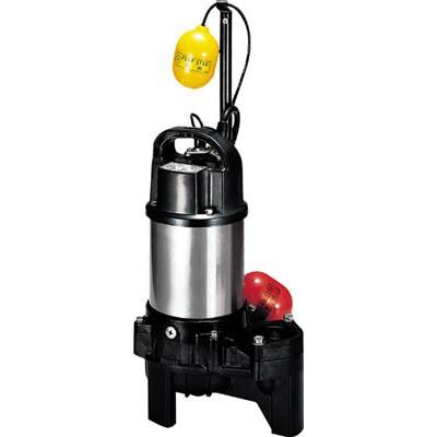 ツルミ 樹脂製汚物用水中ハイスピンポンプ 50Hz(1台) 50PUA2.4 2808579