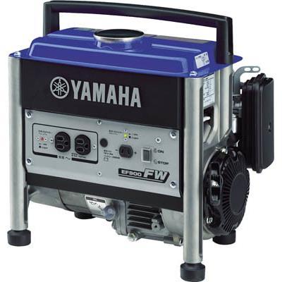 ヤマハ ポータブル発電機(1台) EF900FW50HZ 3657566