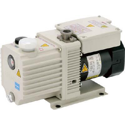 正規品! ULVAC 油回転真空ポンプ(1台) GHD031B 4443276:イチネンネット-DIY・工具
