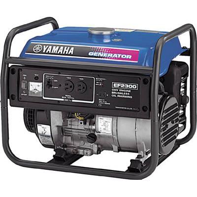 ヤマハ 標準タイプ発電機標準 60Hz(1台) EF2300 4664094