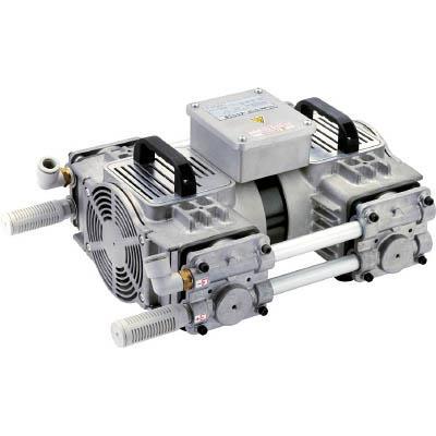 ULVAC 揺動ピストン型ドライ真空ポンプ(1台) DOP400SB 4797752
