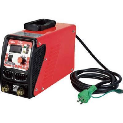 日動 デジタルインバーター直流溶接機 BMウェルダー100 単相100V専用 BM1100DA 7814178