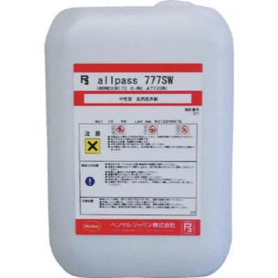 BONDERITE 油・グリス・ワックス用洗浄剤 18KG CNEA777SW 7944802