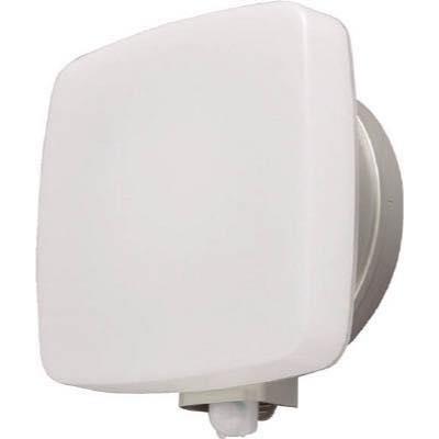 IRIS 乾電池式LEDセンサーライト ウォールタイプ 角型 白色 BOSWN1KWS 8183584