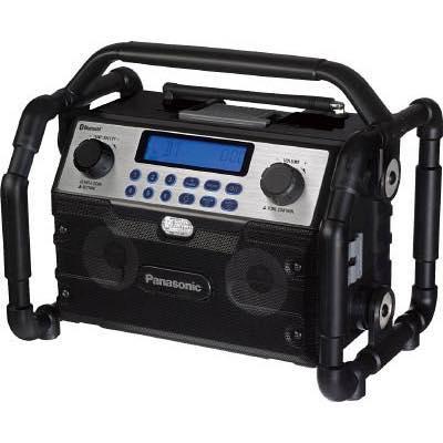 Panasonic 工事用充電ラジオワイヤレススピーカー EZ37A2 7757395