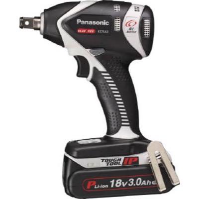 激安通販の Panasonic 7771754:イチネンネット 18V 充電インパクトレンチ 3.0Ah EZ75A3PN2GH-DIY・工具