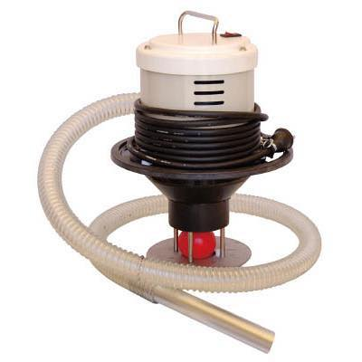 アクアシステム 乾湿両用電動式掃除機セット (100V) オプション品付 EVC550SET 7878974