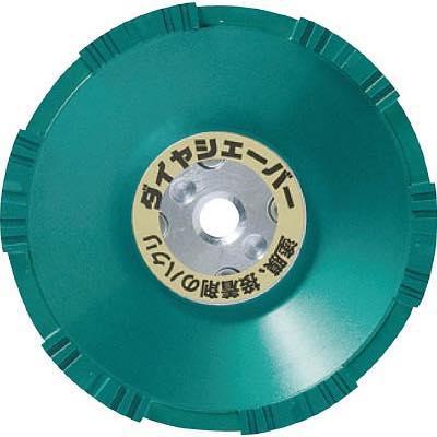 ナニワ ダイヤシェーバー 塗膜はがし 鋼板用 緑 FN9253 7886195