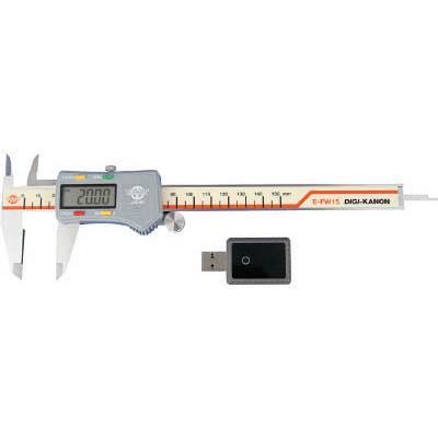 カノン コンパクトワイヤレスデ-タ送信デジタルノギスE-FW EFW15 8191912