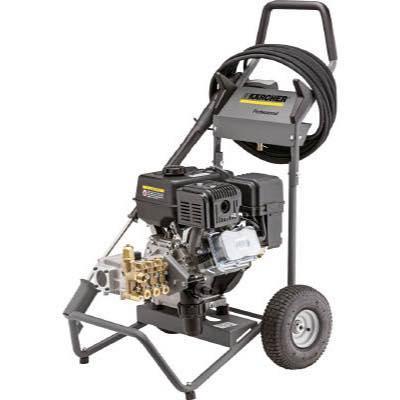 ケルヒャー 業務用エンジン式冷水高圧洗浄機 HD6/12G HD6/12G 7785810