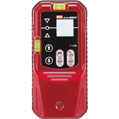 レーザー受光器 4902870802257 MAX レーザ用受光器 LA-D5NV LAD5NV 7996713