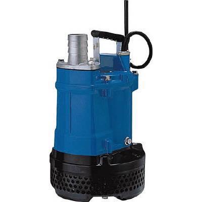ツルミ 工事排水用水中ポンプ KTV22260HZ 8179920