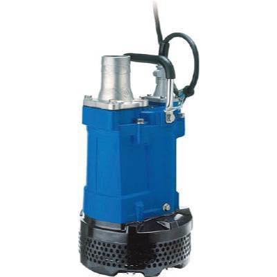 ツルミ 工事排水用水中ポンプ KTV23760HZ 8179922