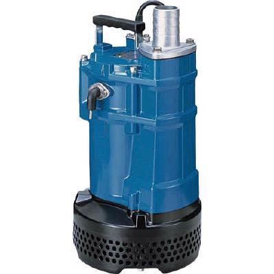 ツルミ 工事排水用水中ポンプ 自動型 (60Hz) KTVE23.761 8179935