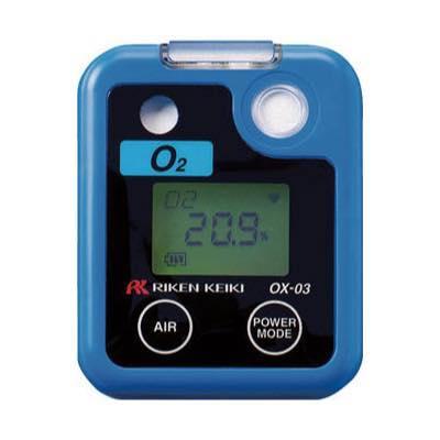 理研 ポケッタブル酸素モニター OX03 7946856