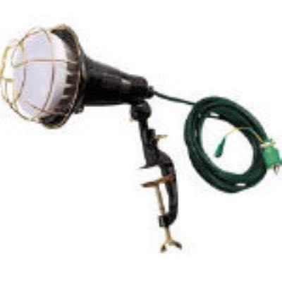 TRUSCO LED投光器 50W 10m ポッキン付 RTL510EP 8183811