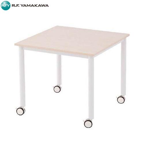 アールエフヤマカワ キャスターテーブル脚 W800xD800 RFCTTWL8080NA 8195170
