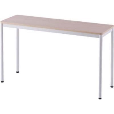 アールエフヤマカワ RFシンプルテーブル W1200×D400 ナチュラル RFSPT1240NA 8195195