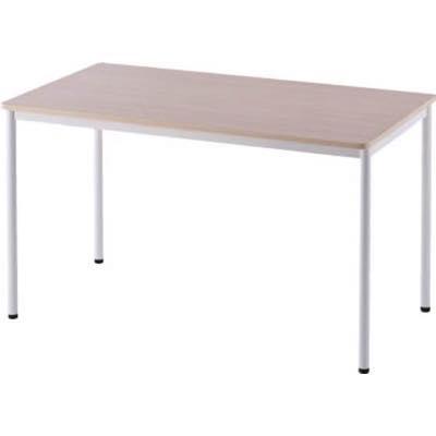 アールエフヤマカワ RFシンプルテーブル W1200×D700 ナチュラル RFSPT1270NA 8195198