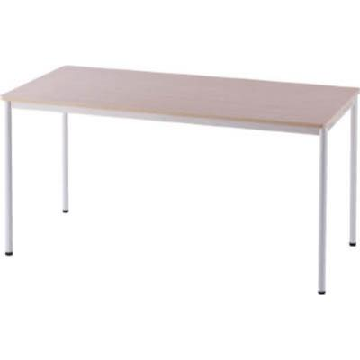 アールエフヤマカワ RFシンプルテーブル W1400×D700 ナチュラル RFSPT1470NA 8195201