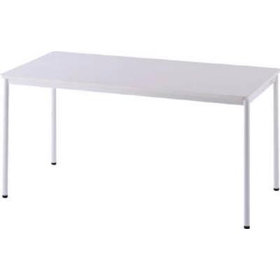 アールエフヤマカワ RFシンプルテーブル W1400×D700 ホワイト RFSPT1470WH 8195202