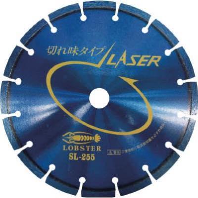 """ダイヤモンドホイール""""レーザーSL"""" 4963202014526 エビ ダイヤモンドホイール レーザー(乾式) 258mm 穴径25.4mm SL25525.4 7509057"""