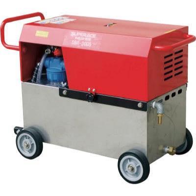 【代引不可】スーパー工業 モーター式高圧洗浄機SBR-3005(200V) SBR3005 7878982