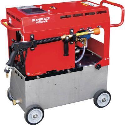 【代引不可】スーパー工業 エンジン式 高圧洗浄機 SE-3005ST5(静音型) SE3005ST5 7879008