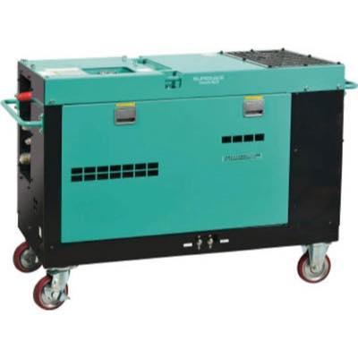 【代引不可】スーパー工業 ディーゼルエンジン式 高圧洗浄機 SEL-1450SSN3防音型 SEL1450SSN3 7879024