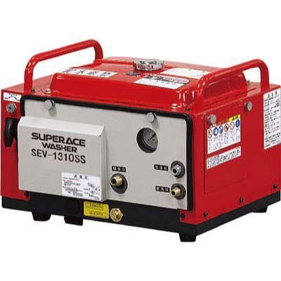 【代引不可】スーパー工業 エンジン式 高圧洗浄機 SEV-1310SS(防音型) SEV1310SS 7879105