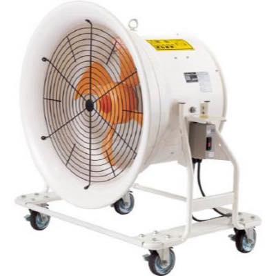 【代引不可】スイデン 送風機(どでかファン)ハネ600mm三相200V SJFT604A 8196174