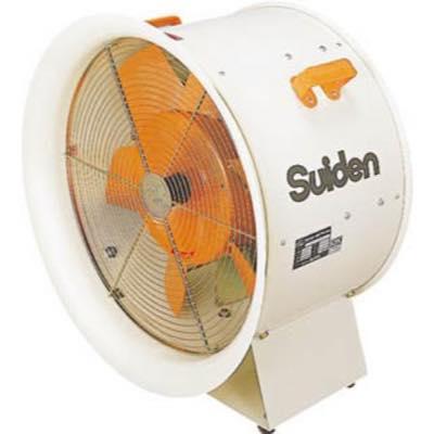 スイデン 送風機(軸流ファンブロワ)ハネ500mm 三相200V SJFT506 8199615