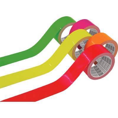 蛍光ラインテープ 4989999417524 TRUSCO 蛍光ラインテープ25mmx10m 休日 7831749 人気ブレゼント! グリーン TLK2510GN