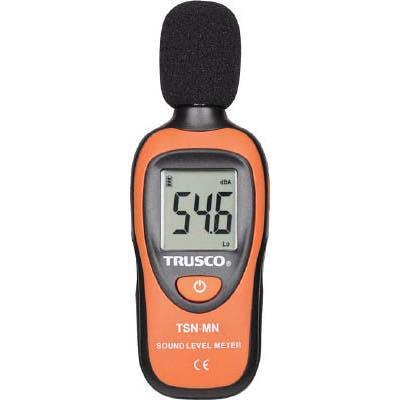 TRUSCO 簡易ミニ騒音計 TSNMN 7879792