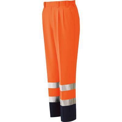 ミドリ安全 高視認 ブルゾン オレンジ M VE325UEM 7949685