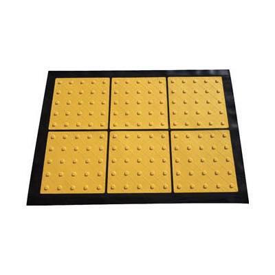 TRUSCO 折り畳み式点字マット 300角ポイントタイプ TTMP300 7950926