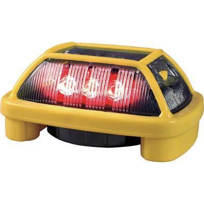 NIKKEI ニコハザード VK16H型 LED警告灯 赤 VK16H004H3R 8183276