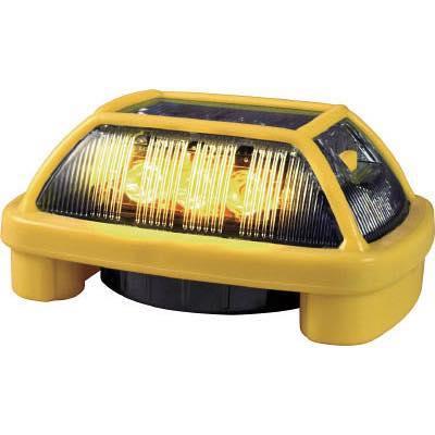 NIKKEI ニコハザード VK16H型 LED警告灯 黄 VK16H004H3Y 8183277