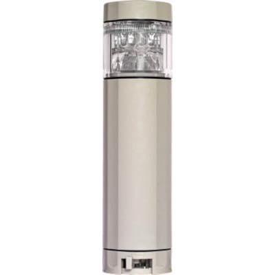 NIKKEI ニコタワープリズム VT04Z型 LED回転灯 46パイ 多色発光 VT04ZD24KU 8183313