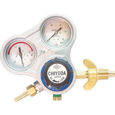 千代田 酸素用調整器スタウト(関西式)(1個) SROW 3552675