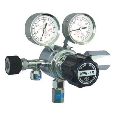 分析機用圧力調整器 NPR-1B(1個) NPR1BTRC13 4344863